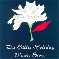 Billie Holiday Music Story CD cover