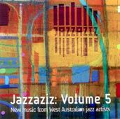 Jazzaziz Vol 5 CD cover