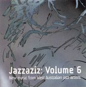 Jazzaziz Vol 6 CD cover